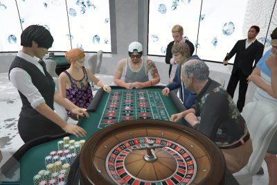 interest in gambling games,